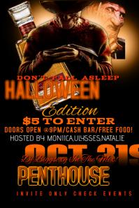 Customize 2 300 Halloween Flyer Templates Postermywall