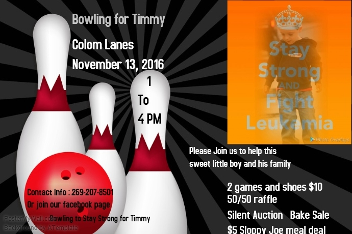 Bowling for Timmy