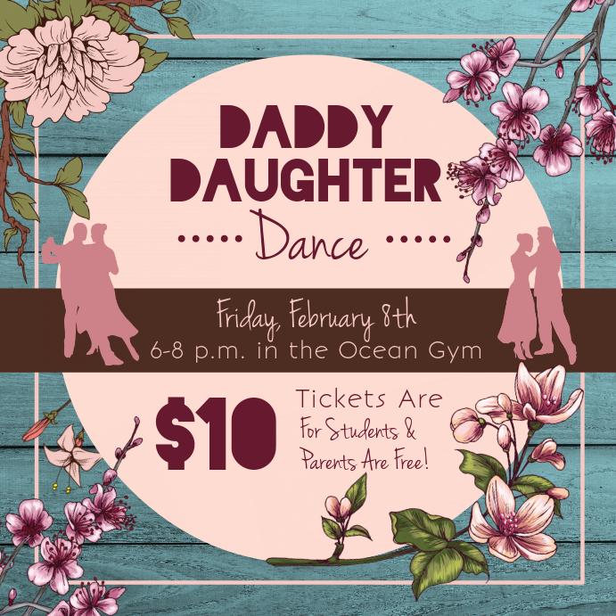 Daddy Daughter Dance Instagram Post