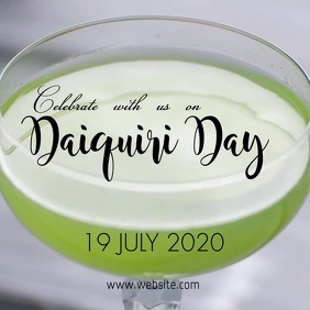 Daiquiri day