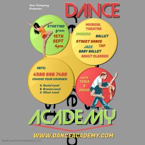 dance academy insta