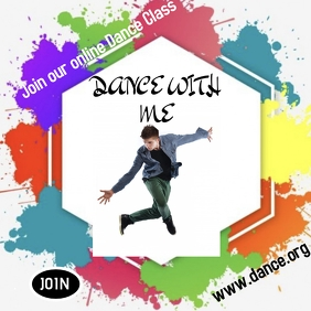 Dance class online