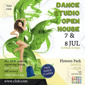 dance classes15 insta video
