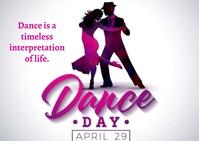 Dance Day Ikhadi leposi template