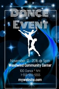Dance Event Template