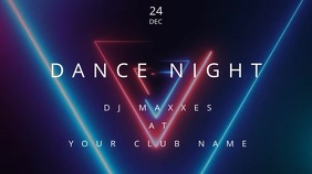 Dance Night - Club Event