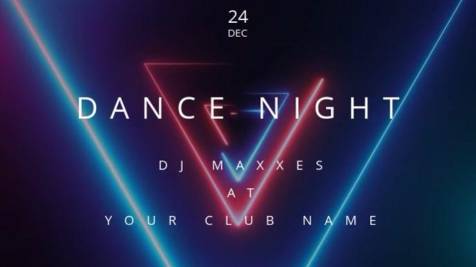 Dance Night - Club Event