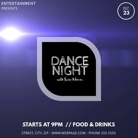 Dance Night Club Video Template