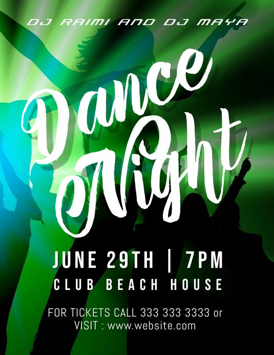 dance night