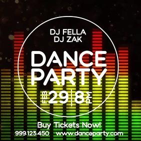 Dance Party Concert Video