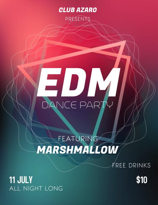 DANCE PARTY EDM