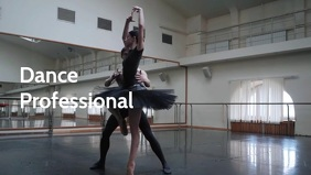 Dance Professionals Poster templates