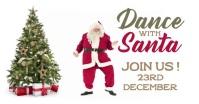 Dance with santa