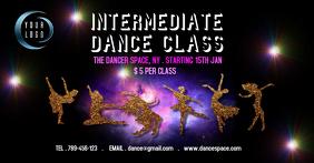 Dancing Class Template