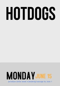 Dancing Hotdog video social media post