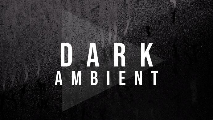 Dark Ambient Youtube Thumbnail