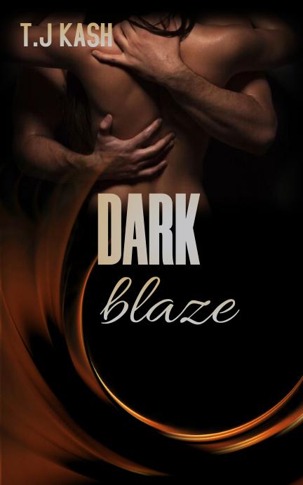 Dark blaze Kindle/Book Covers template