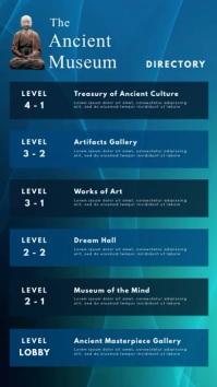 Dark Blue Museum Directory