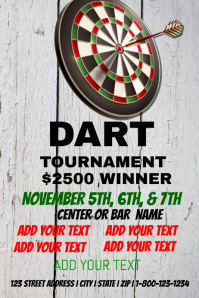 Dart Tournament