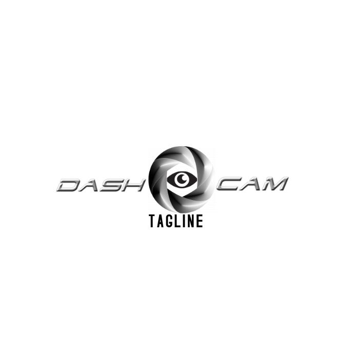 Dashcam logo template