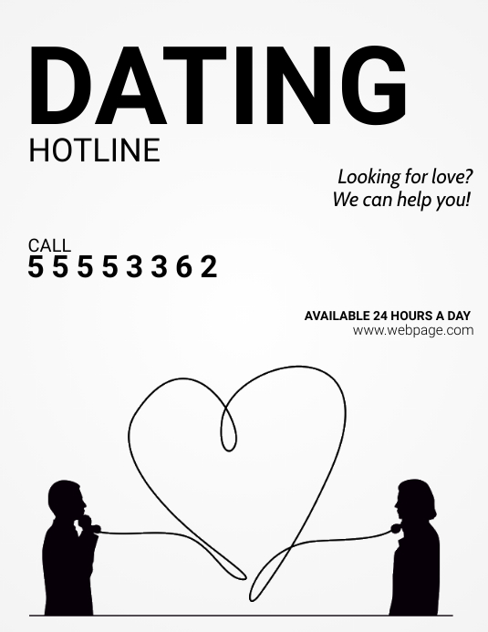 dating hotline