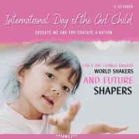 DAUGHTERS DAY Publicación de Instagram template