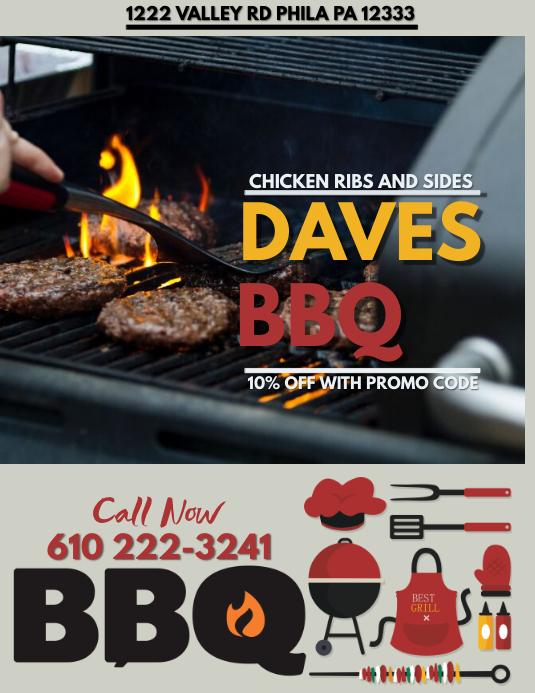 DAVES BBQ 3