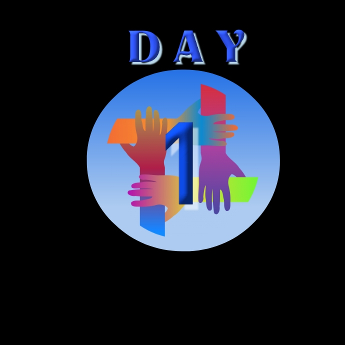 Day 1 Symbol/Logo template