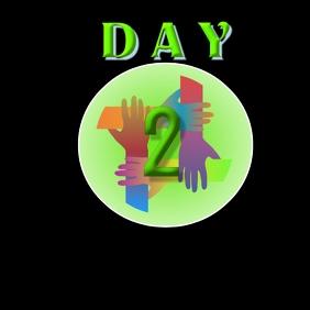 Day 2 Symbol/Logo โลโก้ template