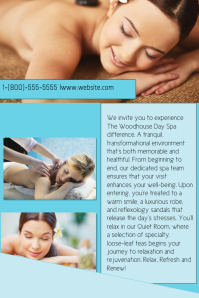 Day Spa Template