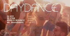 Daydance Beachparty Summer Dance Sun Party Ad