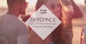Daydance openair Summer Dance Sun Party Ad