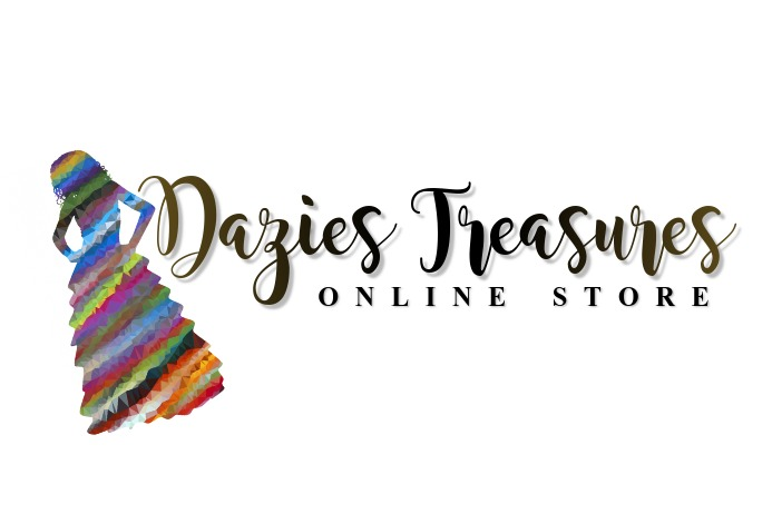 Dazies Treasures Banner 1 Cartel de 4 × 6 pulg. template