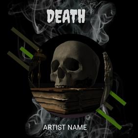 Death Album Art
