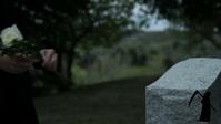 Death cemetery video Miniatura di YouTube template