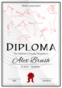 decathlon diploma
