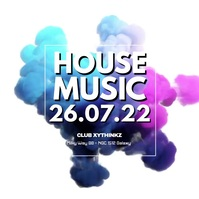 Deep House Electro Tech Music Event Party Psychedelic