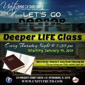 UTTC Deeper Life Class