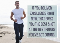 DELIVER AND EXCELLENCE QUOTE TEMPLATE A6