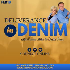 Deliverance Denim