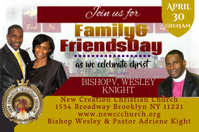 Similar Design Templates  Christian Flyer Templates