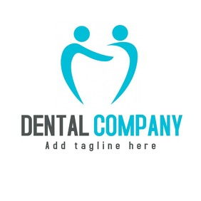 Dental company logo
