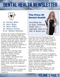 Dental Heakth Newsletter