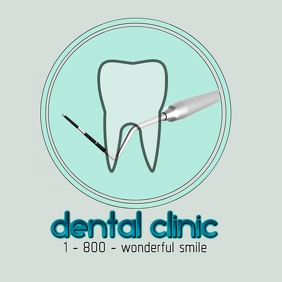 dental office/logo/clinic/hospital/dentista