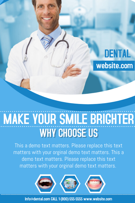 Dental Pamphlet