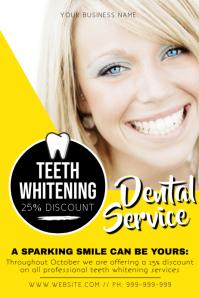 Dental Service Poster