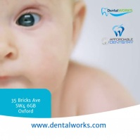 Dental Works Instagram template