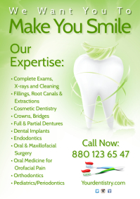 Dentist Flyer