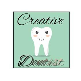 dentist logo design template free