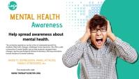 depression awareness Blog header template